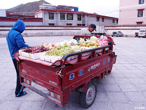 63-西藏拉薩水果(我是吳酸酸)