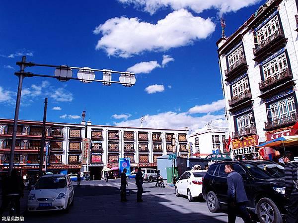 69-西藏拉薩街頭(我是吳酸酸)