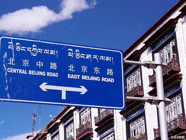 70-西藏拉薩街頭(我是吳酸酸)