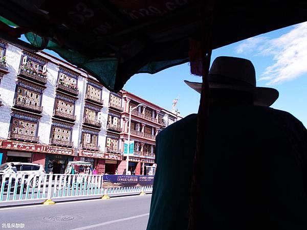 81-西藏拉薩街頭(我是吳酸酸)