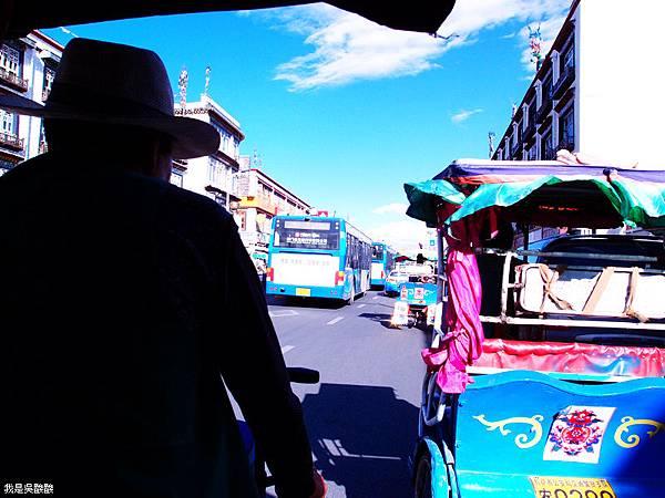 82-西藏拉薩街頭(我是吳酸酸)