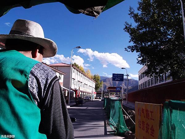 92-西藏拉薩街頭(我是吳酸酸)