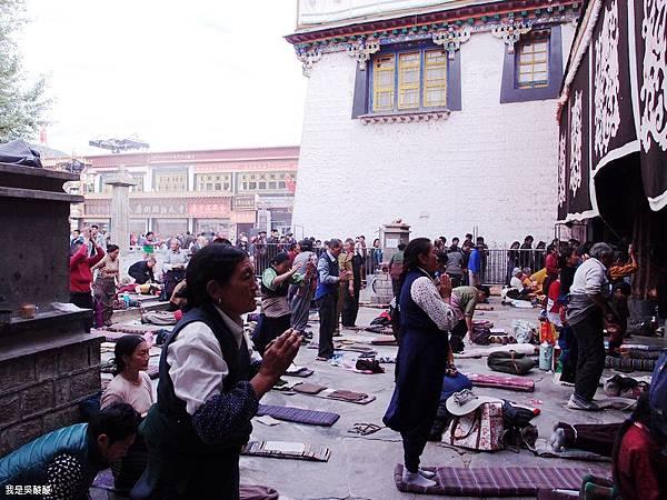 09-西藏拉薩 大昭寺 (我是吳酸酸)