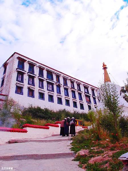 30-西藏拉薩 哲蚌寺 (我是吳酸酸)