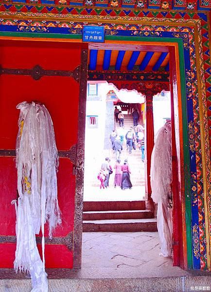 37-西藏拉薩 哲蚌寺 (我是吳酸酸)
