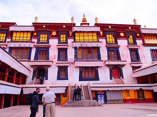 39-西藏拉薩 哲蚌寺 (我是吳酸酸)
