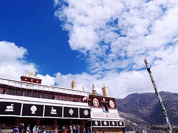 54-西藏拉薩 哲蚌寺 (我是吳酸酸)