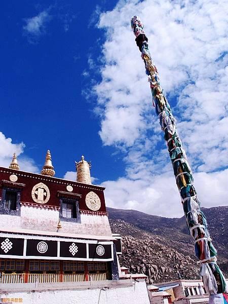 55-西藏拉薩 哲蚌寺 (我是吳酸酸)