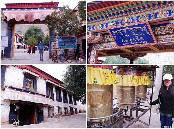68-西藏拉薩 色拉寺 (我是吳酸酸)