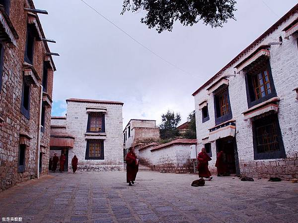 71-西藏拉薩 色拉寺 (我是吳酸酸)