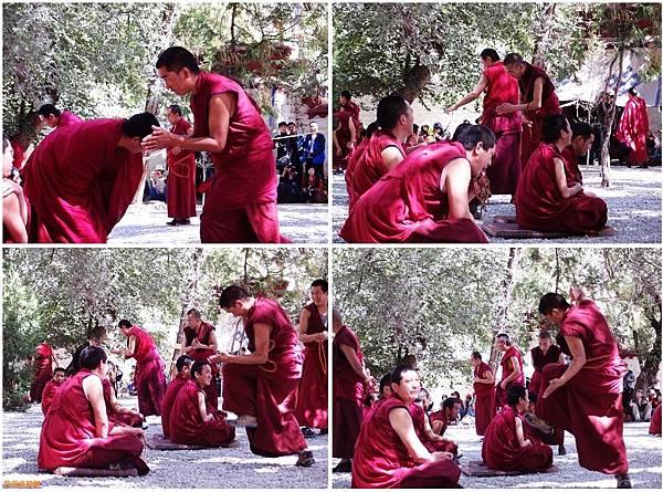 79-西藏拉薩 色拉寺辯經 (我是吳酸酸)
