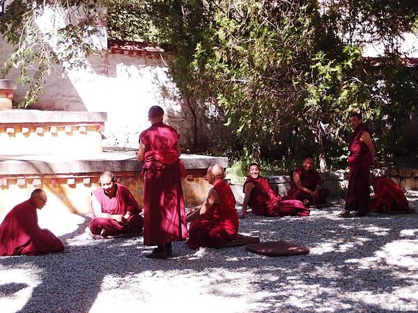 87-西藏拉薩 色拉寺辯經 (我是吳酸酸)