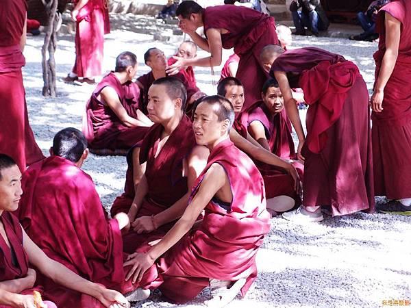 88-西藏拉薩 色拉寺辯經 (我是吳酸酸)