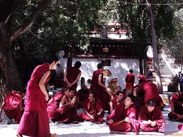 89-西藏拉薩 色拉寺辯經 (我是吳酸酸)