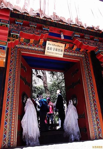 92-西藏拉薩 色拉寺 (我是吳酸酸)