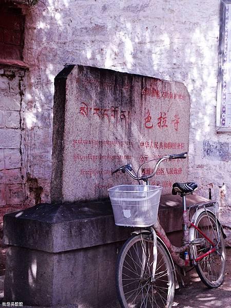 94-西藏拉薩 色拉寺 (我是吳酸酸)