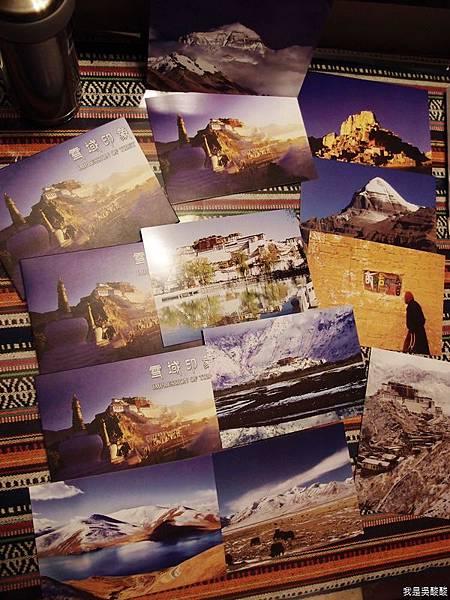 05-西藏 寄明信片(我是吳酸酸)