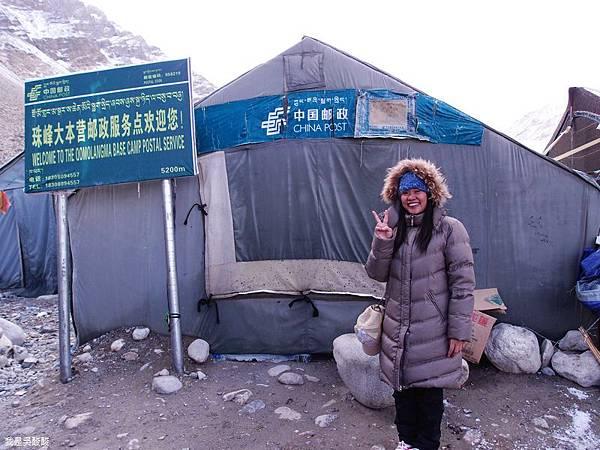 10-西藏 寄明信片(我是吳酸酸)