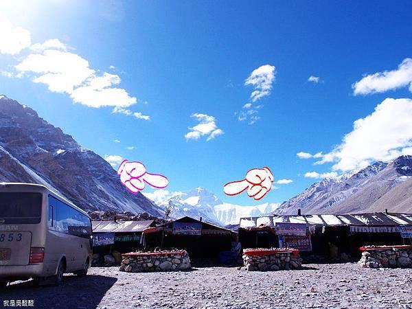 18-西藏珠鋒大本營寄明信片(我是吳酸酸)