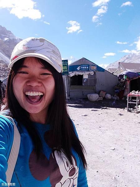 21-西藏珠鋒大本營寄明信片(我是吳酸酸)