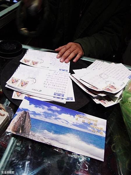 27-西藏納木措寄明信片(我是吳酸酸)
