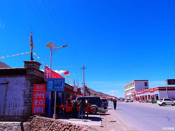 07-西藏拉薩風光 前往納木措途中(我是吳酸酸)