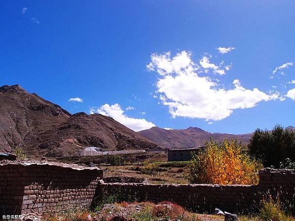 16-西藏拉薩風光 前往納木措途中(我是吳酸酸)