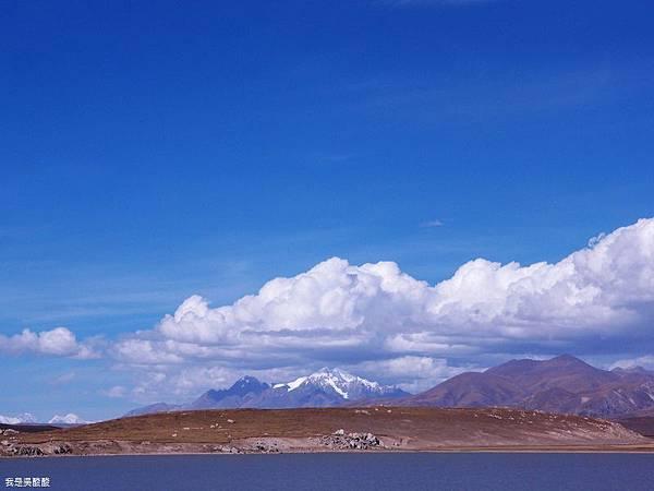 33-西藏拉薩風光 前往納木措途中(我是吳酸酸)