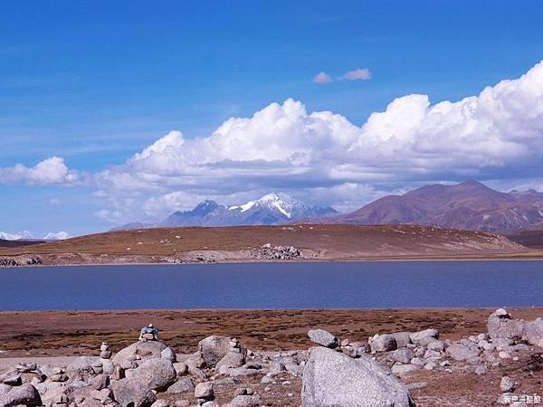 49-西藏拉薩風光 前往納木措途中(我是吳酸酸)