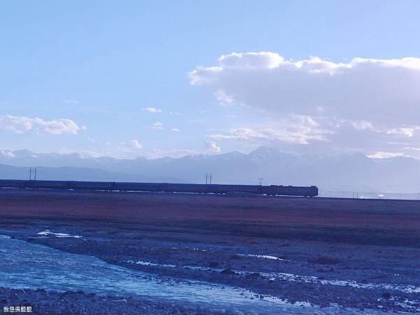 62-西藏拉薩風光 前往納木措途中(我是吳酸酸)