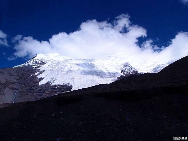 32-西藏卡若拉冰川(我是吳酸酸)