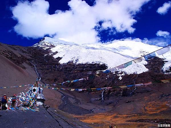 36-西藏卡若拉冰川(我是吳酸酸)