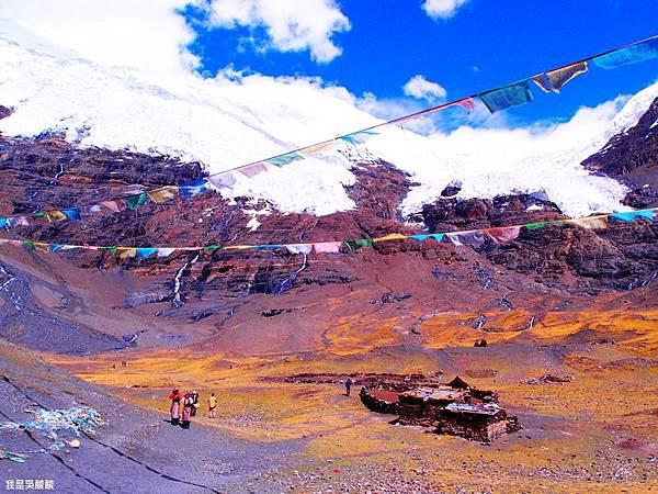 38-西藏卡若拉冰川(我是吳酸酸)