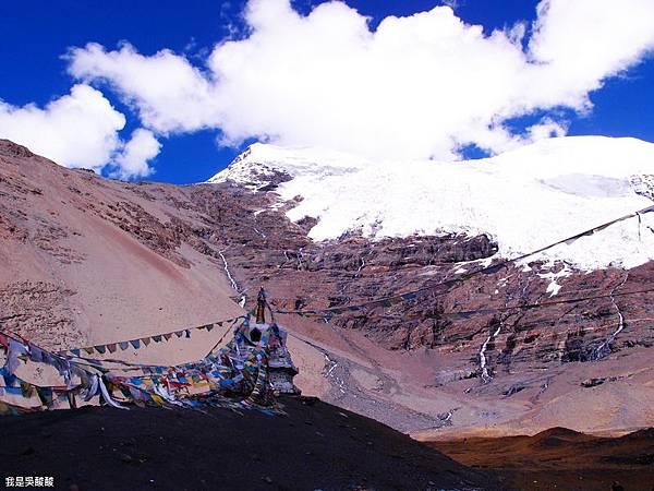 40-西藏卡若拉冰川(我是吳酸酸)