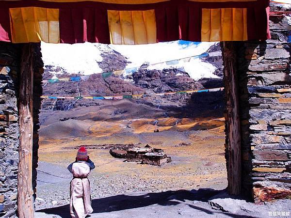 42-西藏卡若拉冰川(我是吳酸酸)