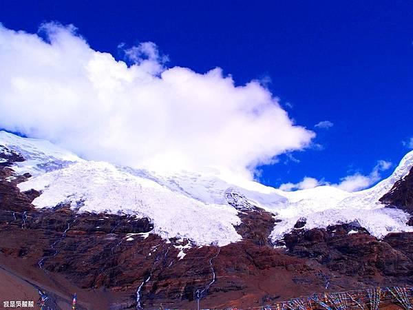 46-西藏卡若拉冰川(我是吳酸酸)