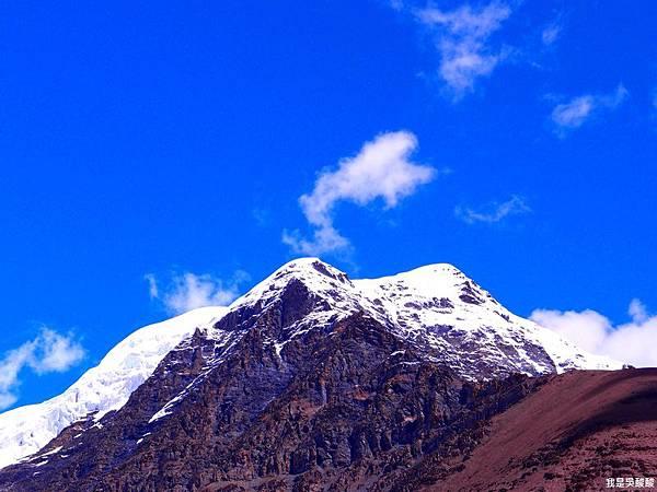 48-西藏卡若拉冰川(我是吳酸酸)