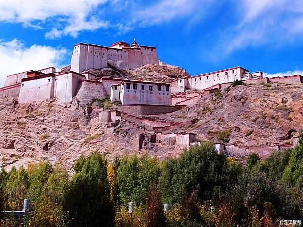 65-西藏日喀則江孜 宗山古堡
