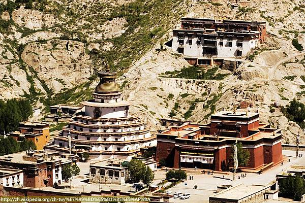 71-西藏日喀則江孜 白居寺