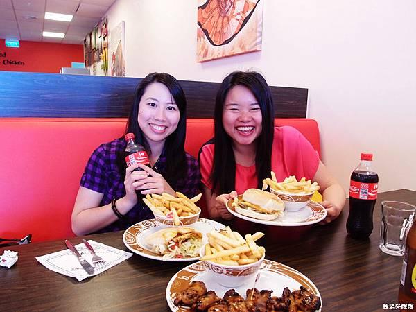 21-紐西蘭奧克蘭 吃胖胖之旅