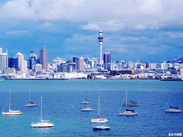 63-紐西蘭奧克蘭 吃胖胖之旅