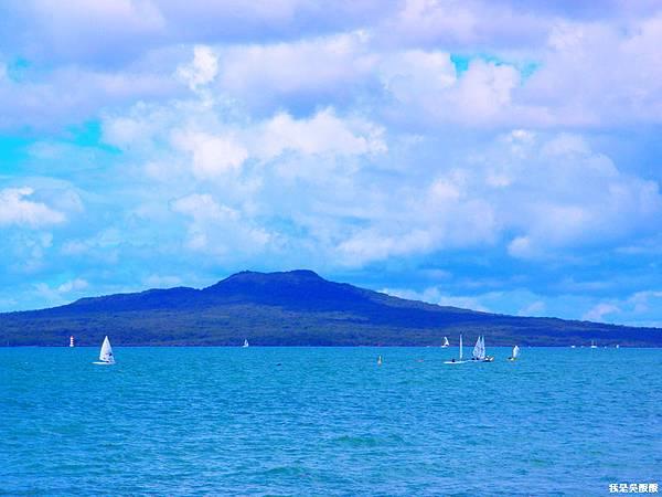 104-紐西蘭奧克蘭 看海