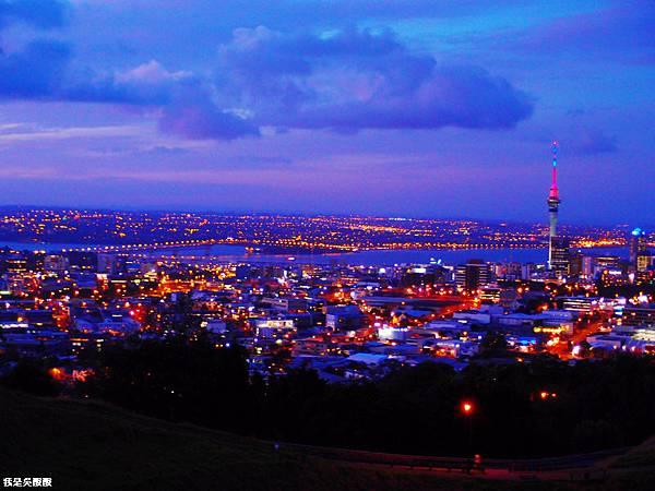 121-紐西蘭北島奧克蘭 景點