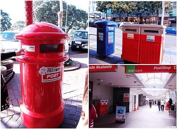 127-紐西蘭寄明信片