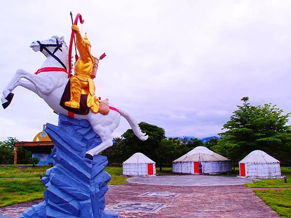 92-台東池上 台糖牧野渡假 蒙古包.JPG