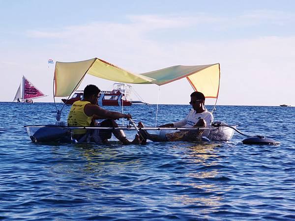 16-Boracay Crystal Boat划水晶船.JPG