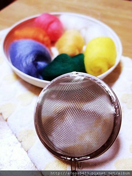 15-羊毛氈 濕氈 泡茶濾網