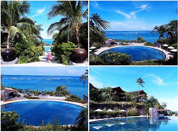 38-Asya Premier Suites Boracay游泳池