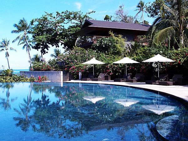 41-Asya Premier Suites Boracay游泳池