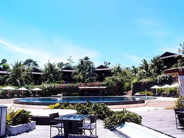 43-Asya Premier Suites Boracay游泳池